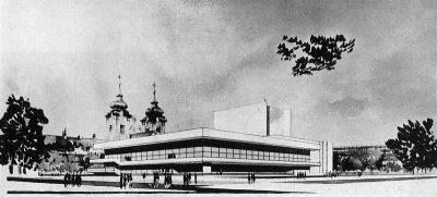A színház látványterve, 1967