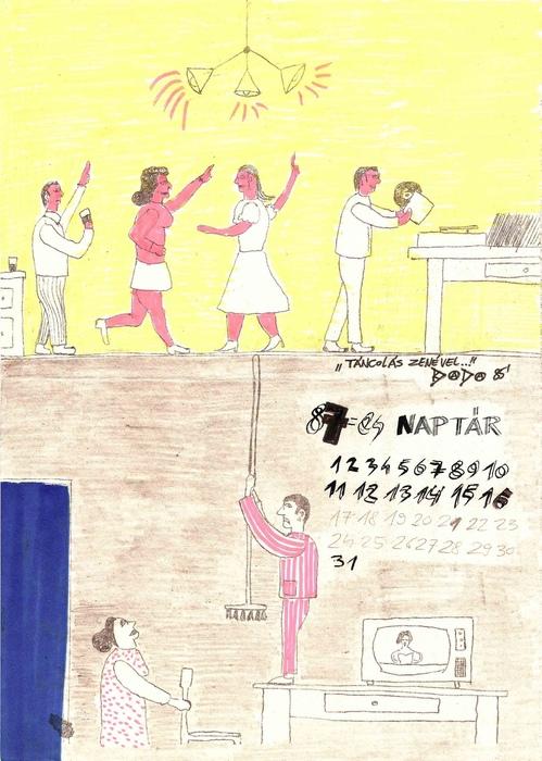 Bada Dada: Táncolás zenével