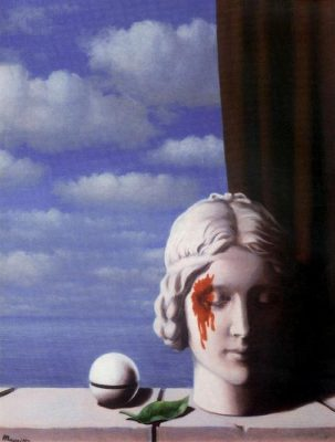 Rene Magritte: La memoria, 1948