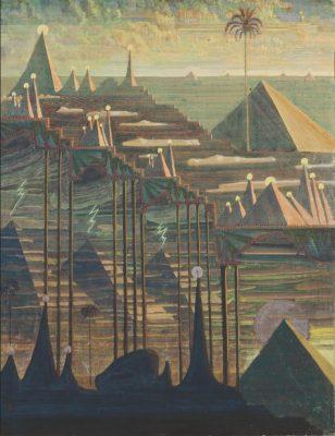 Čiurlionis: Allegro, 1909(7)