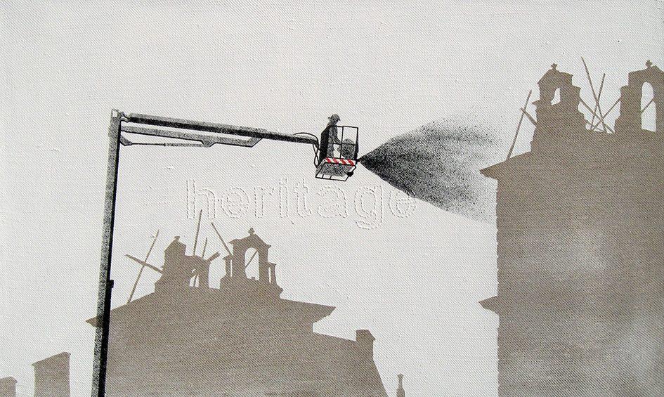 Dobó Bianka: Örökség, 2014