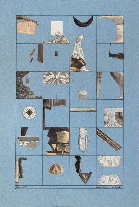 Kováts Albert: Formatan II, 1980