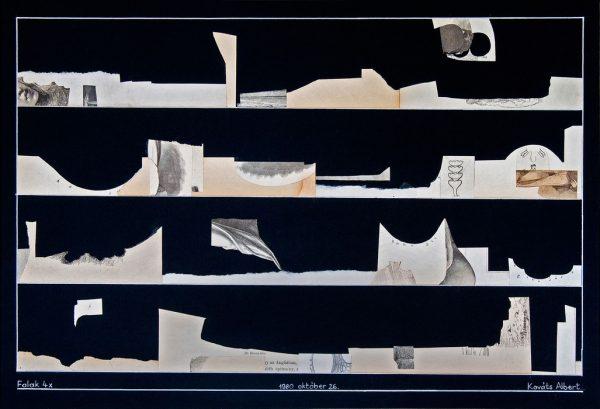 Kováts Albert: Falak 4x, 1980