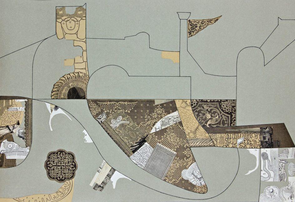 Kováts Albert: A kastélykert, 1981