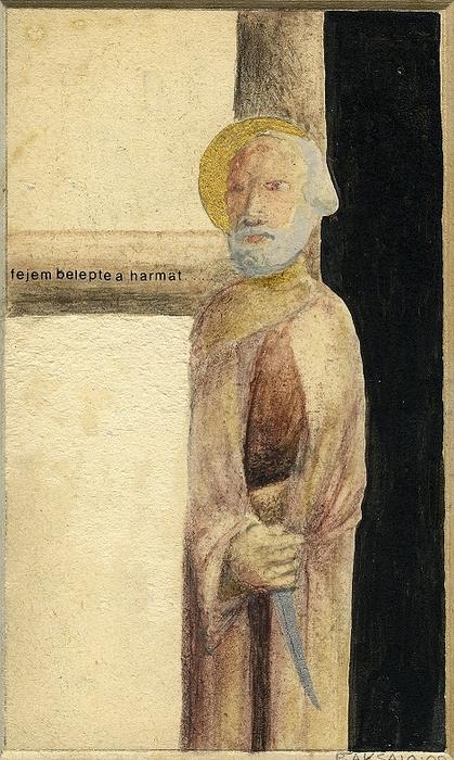 Baksai József: Bertalan, 2008
