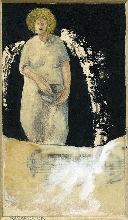Baksai József: Remény, 2008
