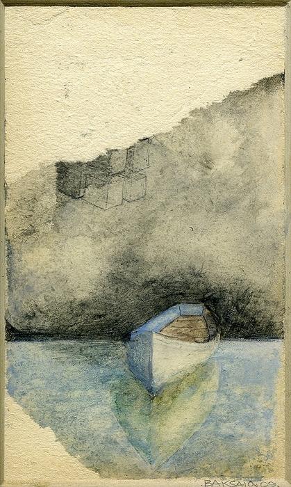 Baksai József: Hajnal, 2009