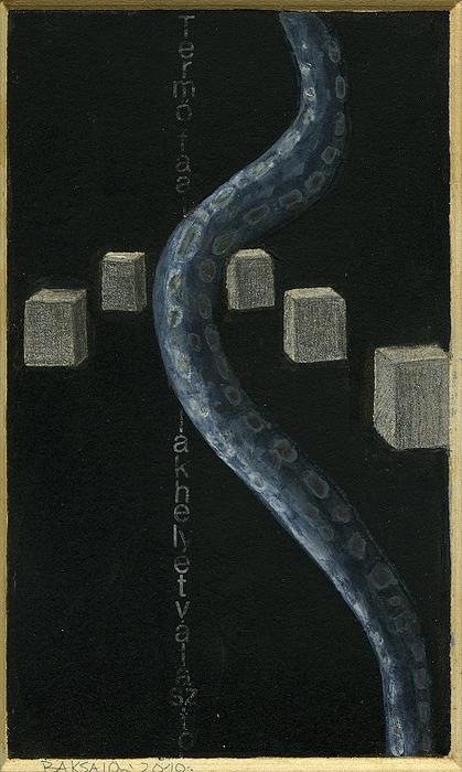 Baksai József: Szilágyi Domokos (Öregek könyve), 2010
