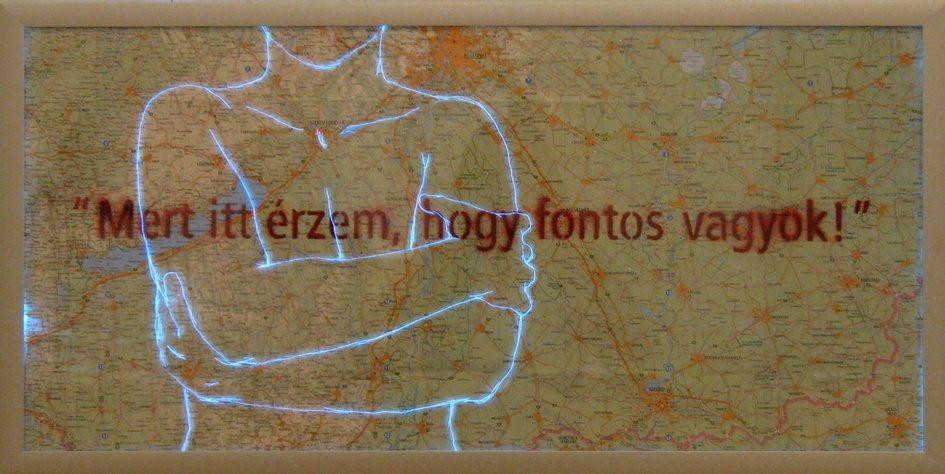 Dobó Bianka: Mert itt érzem
