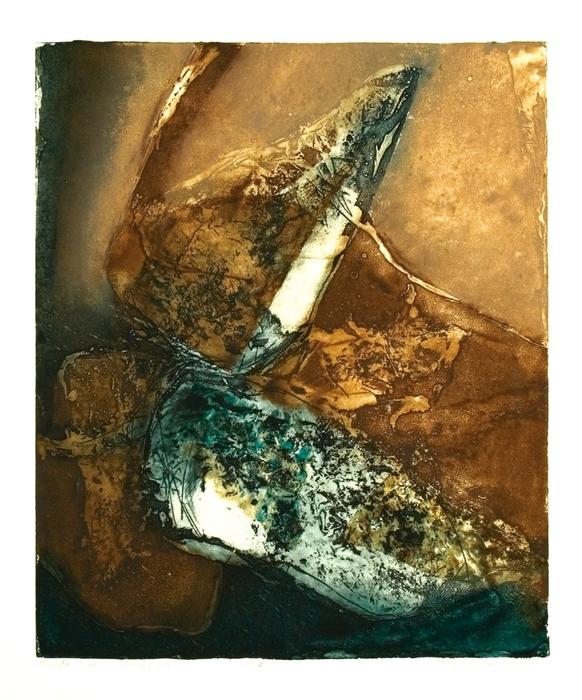 Deák Németh Mária: Kagyló