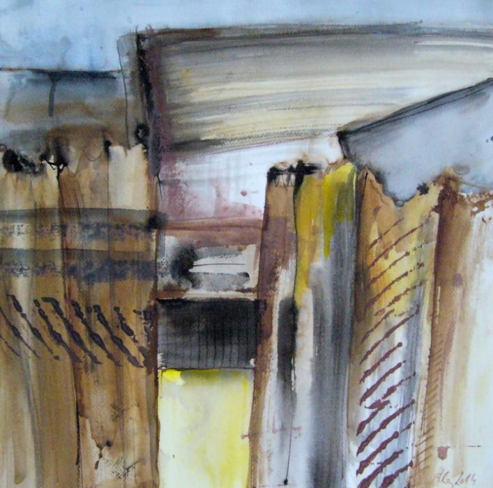 Éles Bulcsú: Enyészet VI, 2014