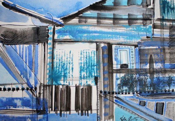 Éles Bulcsú: Hűtőgépgyár, 2015