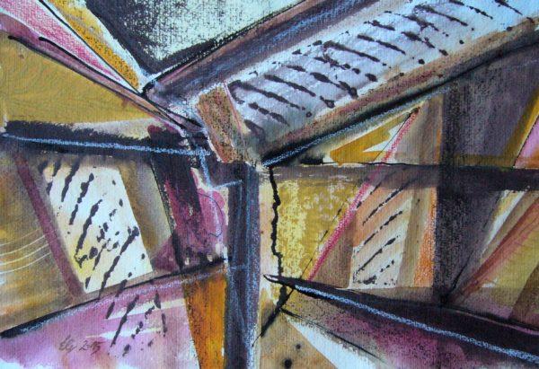 Éles Bulcsú: Összedőlve II, 2015