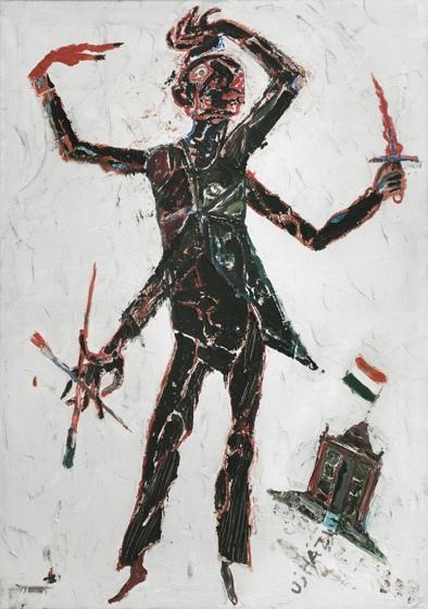 Ujházi Péter: Régi magyar festőművész, 1987