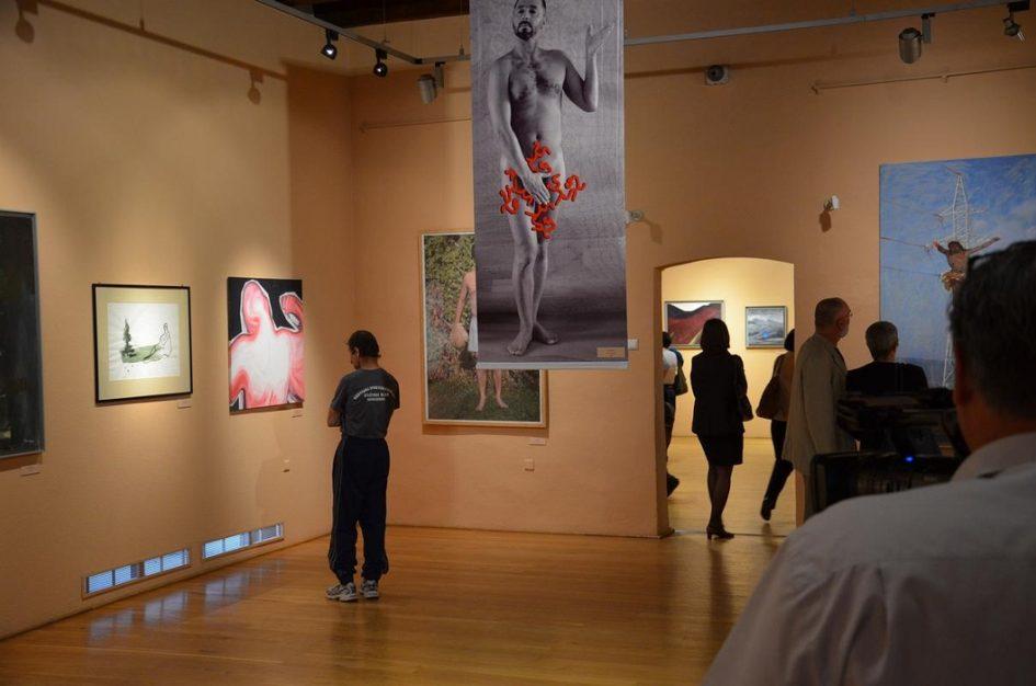 Képek a 2015-ös Nyárádszeredai Művésztelep életéből