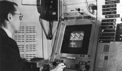 Ivan Sutherland és a Sketchpad, 1963
