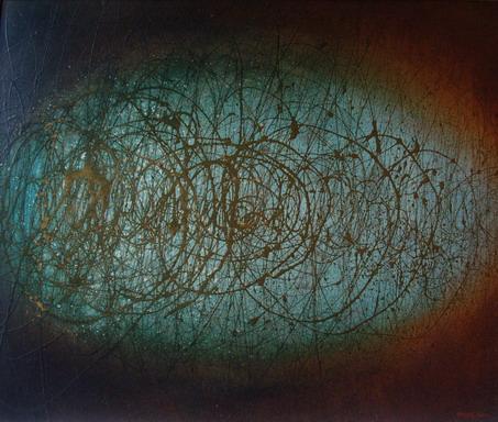 Torok Sándor: Elveszett fények IX., 1980