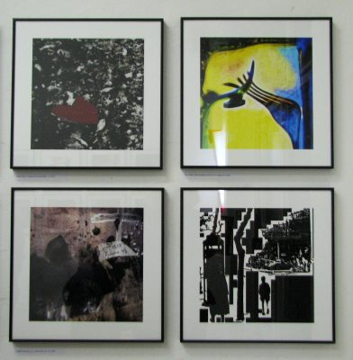 A kiállítás részlete (Fotó: Varga László)