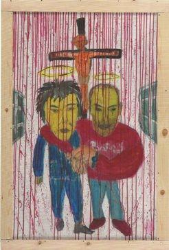 DrMáriás: Boros es Bochor boldoggá avatják egymást a Lipót kápolnájában