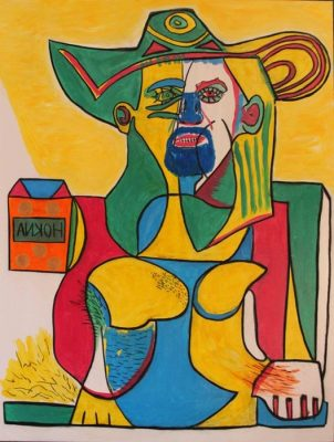 DrMáriás: Hagyó Miklós Picasso műtermében