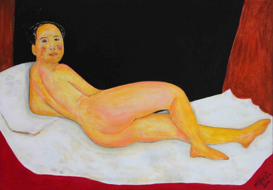 DrMáriás: Mao Modigliani műtermében