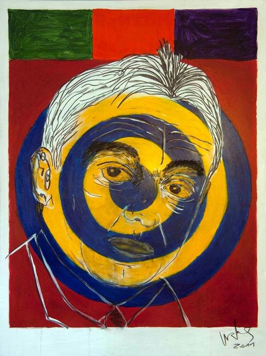 DrMáriás: Orbán Viktor Jasper Jones műtermében