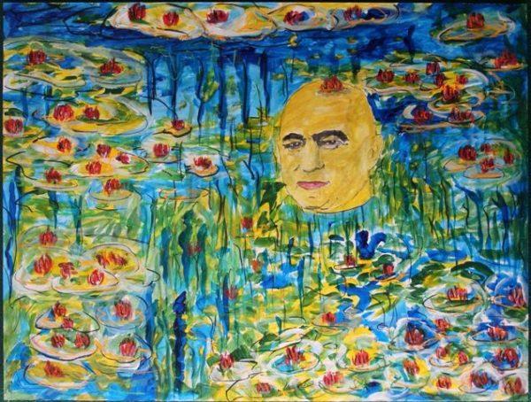 DrMáriás: Rákosi Mátyás Claude Monet műtermében