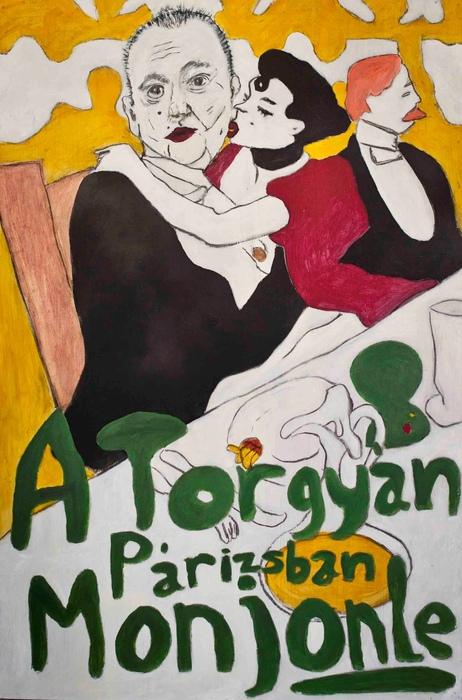DrMáriás: Torgyán József Toulouse Lautrec műtermében