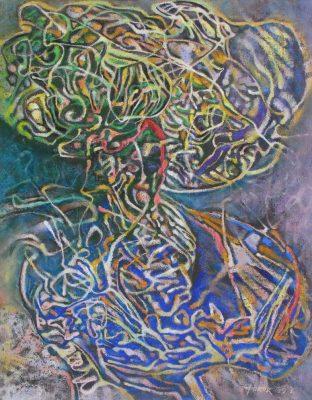 Torok Sándor: Kikelet I., 1999