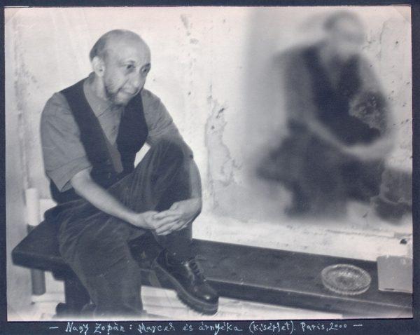 Nagy Zopán: Párizs Marcel és árnyéka, 2000