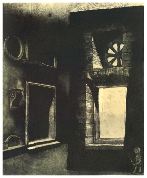 Varga Zsófi: A labirintus I., 2005