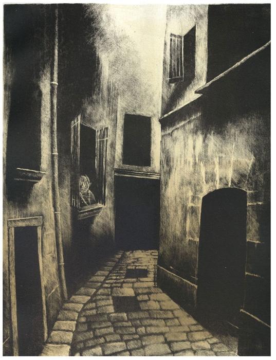 Varga Zsófi: A labirintus III., 2005