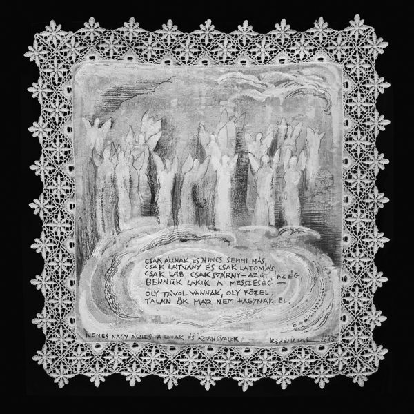 Kádár Katalin: A lovak és az angyalok