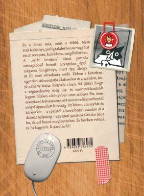 Saját levében - a kötet hátlapja