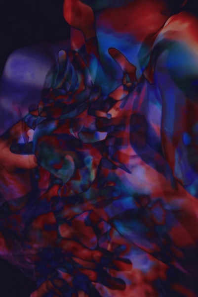 Kecskés Péter: Precession (állókép-részlet a videóból)