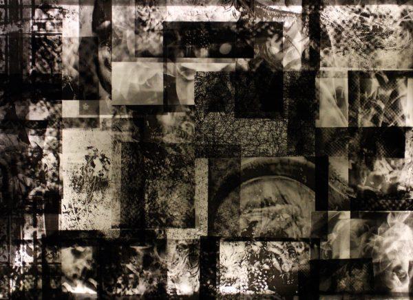 Kecskés Péter: Hádész, installáció, 2012