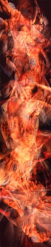 Kecskés Péter: Rainbow Body, 2014