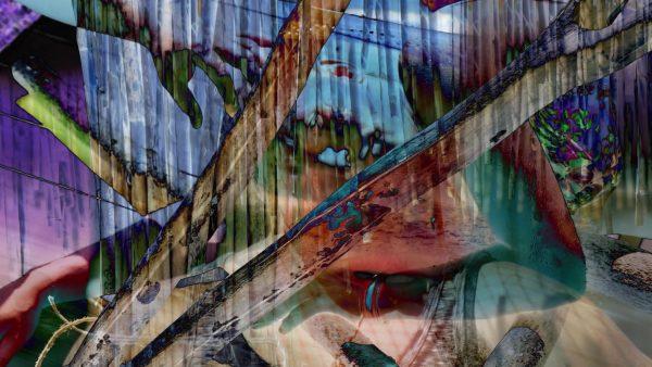 Kecskés Péter: Caged 2, 2017