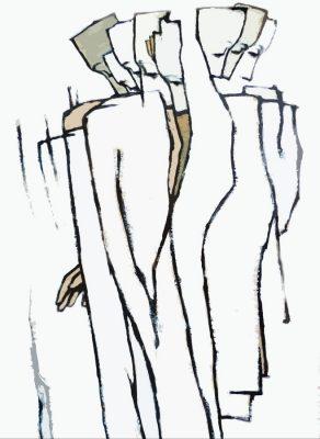 Szabó Ottó: Ave Maria III.