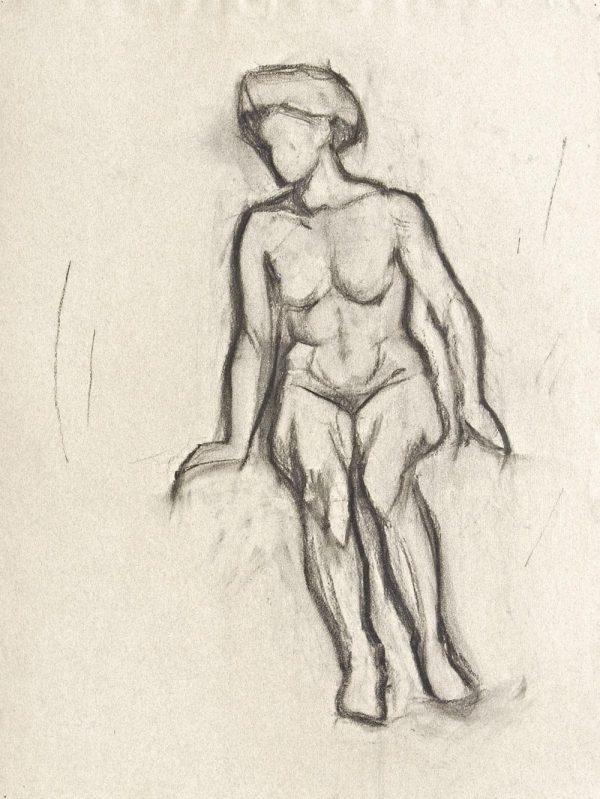 Farkas István rajza (Cseuz Regina gyűjteményéből)
