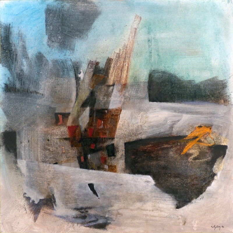 Sejben Lajos: Hajótörés, 2016