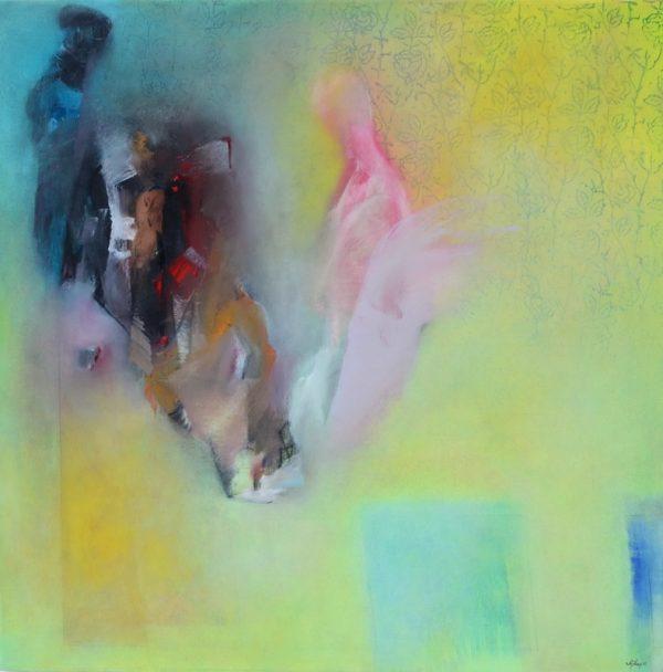 Sejben Lajos: Műteremben II., 2017