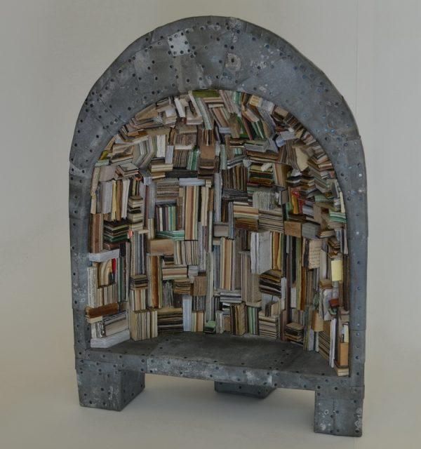 Sejben Lajos: Könyvoltár I., 2016