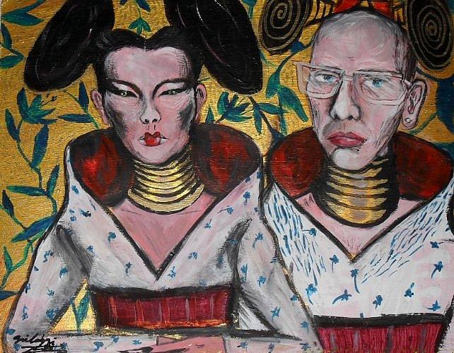 Szilágyi von Neuwirth Zoé: Th és Björk