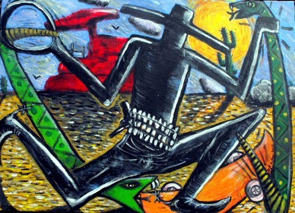 Szilágyi von Neuwirth Zoé: Lasszókezű Joe a csörgőkígyók földjén