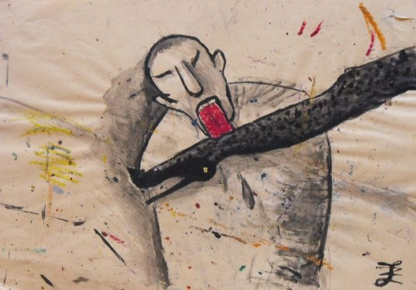 Szilágyi von Neuwirth Zoé: A lábnyaló