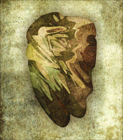 Tellér Mária: Kicsi zöld kő 2