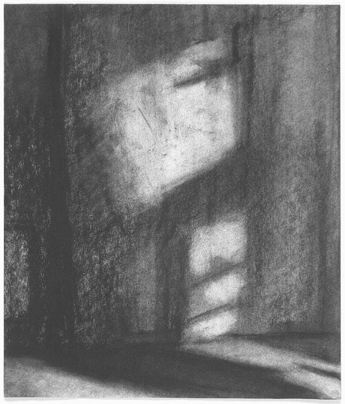 Nádor Tibor: Szobamozi – Átrepülő nagy fényforma, 1995