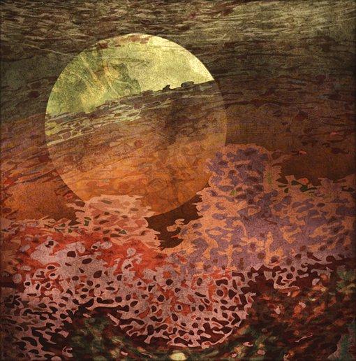 Tellér Mária: Erdőtűz éjjel