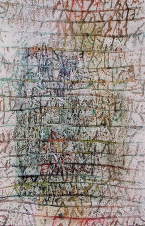 Kelemen Kata: Titkosírás, 2001